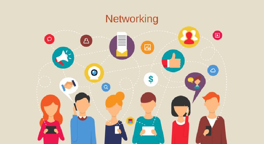 Networking é mais do que apenas falar de negócios
